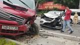 Quảng Ninh: Tai nạn liên hoàn khiến 3 người bị thương