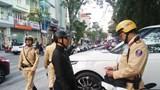 Hà Nội: Tăng cường xử lý nghiêm xe máy lưu thông ngược chiều trên phố Yết Kiêu