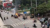 Hà Nội: Khởi tố vụ án nữ tài xế Mercedes gây tai nạn khiến cô gái trẻ tử vong