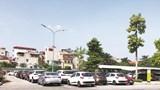 Tại Bệnh viện Đa khoa Phương Đông: Khuôn viên thành bãi xe trái phép