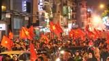 TP Hồ Chí Minh phân luồng giao thông phục vụ người dân xem chung kết SEA Games 30