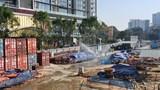 Dự án đường sắt Nhổn - Ga Hà Nội: Kiểm soát chặt chẽ bụi và tiếng ồn