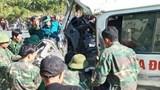 """Ô tô chở đoàn từ thiện đâm vào vách núi thuộc diện """"không được phép lưu thông"""""""