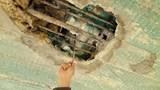 Hà Tĩnh truy nguyên nhân cầu hơn 7 tỷ đồng rạn nứt, lộ cốt xốp bên trong