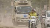 Kiểm soát ô nhiễm không khí: Cần đẩy nhanh lộ trình quản lý các phương tiện giao thông