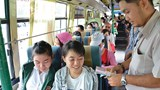 Chen lấn khi lên xuống xe buýt: Đã là chuyện quá khứ!