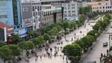 TP Hồ Chí Minh: Phố đi bộ Nguyễn Huệ cấm xe để đón năm mới 2020
