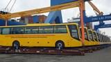 Xe buýt thương hiệu Việt xuất khẩu sang Philippines