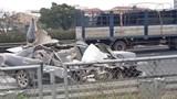 Nguyên nhân xe Camry bất ngờ tăng tốc, tông đuôi xe tải trên cao tốc Pháp Vân