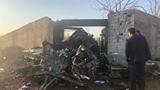 Thực hư máy bay Boeing chở 176 người rơi vì trúng tên lửa Iran?