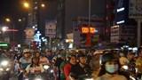 """TP Hồ Chí Minh: Tăng cường các biện pháp hạn chế tình trạng """"kẹt xe"""" trong dịp Tết Nguyên Đán"""