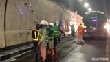 Hầm Hải Vân căng mình 24/24h dịp Tết, đảm bảo an toàn 19.000 lượt xe/ngày