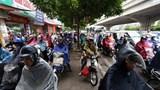 Hà Nội: Quá tải giao thông ngày giáp Tết