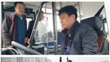 Phạt 17 triệu đồng, tước bằng 17 tháng với tài xế xe buýt vi phạm nồng độ cồn