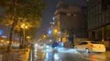 Hà Nội ngập lụt đêm Giao thừa, đón đợt không khí lạnh đầu tiên năm Canh Tý