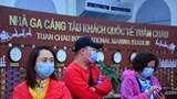 Gần 7.000 khách Trung Quốc đã đến Quảng Ninh trong 3 ngày qua