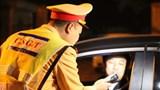 Cảnh sát giao thông phòng, chống dịch bệnh nCoV