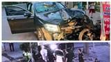 Tài xế Mercedes không bằng lái, dương tính với ma túy tông thương vong 2 người