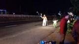 Tìm thấy xe Land Cruiser đâm chết nam thanh niên đêm mùng 2 Tết