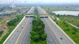 Hà Nội tổ chức lại giao thông trên đại lộ Thăng Long để sửa chữa từ hôm nay
