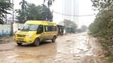 [Điểm nóng giao thông] Bất an trên phố Nguyễn Cảnh Dị kéo dài