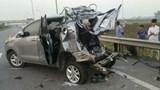Mở lại phiên xét xử vụ xe Innova lùi trên cao tốc Hà Nội - Thái Nguyên làm 4 người chết