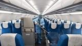 Hạn chế nguy cơ lan truyền virus nhờ hệ thống màng lọc không khí trên máy bay