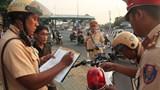 Cảnh sát giao thông phạt tại chỗ trong trường hợp nào?