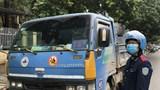 'Quét' hàng loạt taxi, xe tải không đăng ký kiểm định, giấy phép lái xe