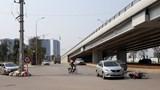 Nam Từ Liêm: Tiềm ẩn nguy cơ tai nạn giao thông đầu phố Cầu Cốc