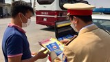 Khuyến cáo của Bộ Y tế phòng, chống Covid-19 cho lái xe khách, xe buýt