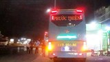 Đã có manh mối vụ hàng loạt xe khách bị ném đá ở Đồng Nai