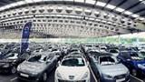 Lượng xe ô tô nhập khẩu vào Việt Nam tăng mạnh
