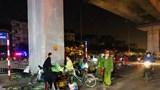 Xử lý trật tự đô thị tại chợ Ngã Tư Sở
