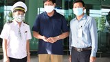 Sân bay Cần Thơ liên tiếp đón 3 chuyến về từ Hàn Quốc trong 1 buổi chiều