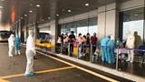 Cách ly y tế 229 hành khách từ Hàn Quốc về sân bay Vân Đồn