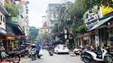 [Điểm nóng giao thông] Lộn xộn trên lòng đường phố Hòe Nhai