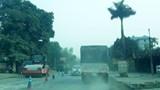 [Bạn đọc viết] Thị trấn Xuân Mai ô nhiễm vì bụi