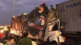 Danh tính 3 nạn nhân tử vong trong cabin bẹp dúm sau cú tông đuôi xe container