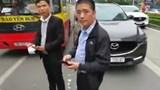 Danh tính tài xế Mazda cụt ngón tay sau ẩu đả với xe buýt tại Thanh Xuân