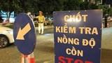 Cảnh sát giao thông tăng cường kiểm tra nồng độ cồn, ma túy từ ngày mai (9/3)