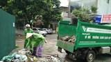 Hà Nội: Xử lý xe vận chuyển làm rơi vãi, rò rỉ nước rác