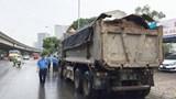 Hà Nội: Hàng trăm lái xe bị tước bằng vì chở quá tải trọng từ đầu năm 2020