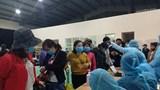 Hà Tĩnh: 136 công dân về Việt Nam qua Cửa khẩu Cầu Treo được cách ly trong đêm