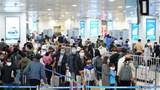 Sân bay Nội Bài dự kiến đón hơn 2 nghìn khách trong ngày hôm nay