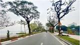 Lưu lượng giao thông giảm, chất lượng không khí Hà Nội dần tốt lên