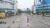 [Video] Đường phố Hà Nội vắng vẻ, giao thông tĩnh lặng mùa dịch Covid-19