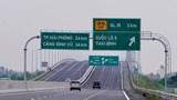 Tạm đóng nút giao Tân Vũ nối vào đường cao tốc Hà Nội - Hải Phòng