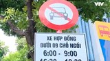 10 tuyến đường được Hà Nội chấp thuận bỏ biển cấm taxi, xe hợp đồng dưới 9 chỗ