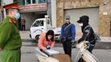 Hà Nội: 3 người đầu tiên bị xử phạt vì ra đường không có lý do cần thiết
